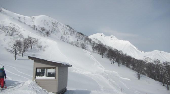 日本百名山「谷川岳」(またもや中途半端…)