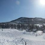 八ヶ岳「縞枯山」(ピラタス山頂駅より縞枯山、茶臼岳周回)