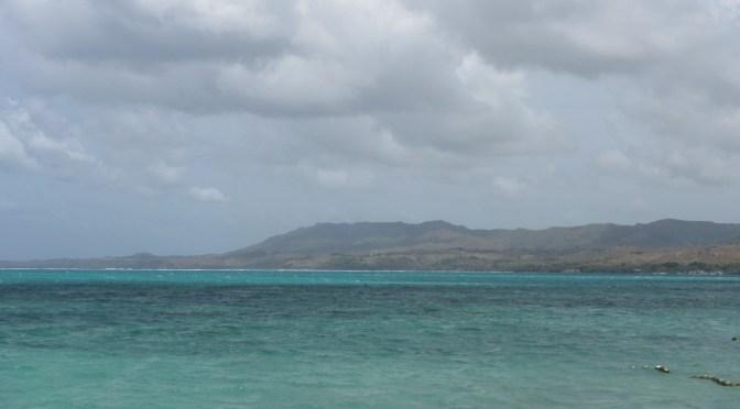グアム島「ラムラム山」(南西尾根ピストン)