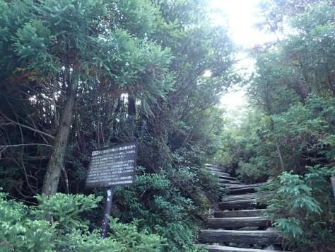 淀川登山口
