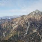 日本百名山「剱岳」(室堂よりピストン)