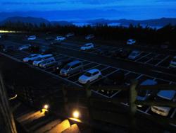 富士スバルライン五合目駐車場