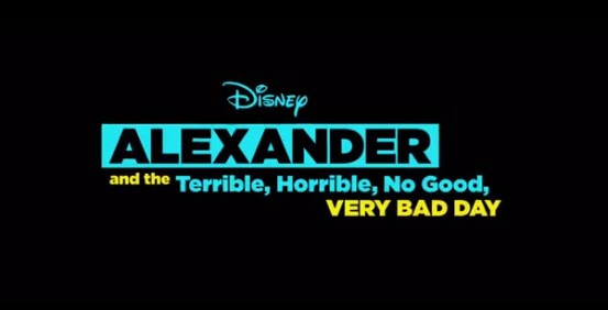 Alexander and the Terrible, Horrible, No Good, Very Bad Day Movie Review https://1000000peoplewholovedisney.wordpress.com/2014/11/12/alexander-and-the-terrible-horrible-no-good-very-bad-day-movie-review/
