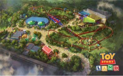Toy Story Land Attractions – Disney's Hollywood Studios Transformation https://1000000peoplewholovedisney.wordpress.com/2016/04/27/toy-story-land-attractions-disneys-hollywood-studios-transformation/