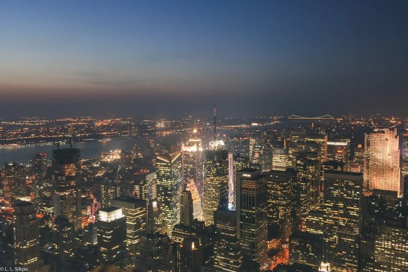 architecture, buildings, city, cityscape, colorful, downtown, landmark, new york, night, office, panorama, skyline, skyscraper, urban, usa