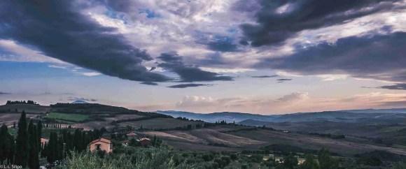Montepulciano, cloud, countryside, daylight, field, fog, idyllic, italian, italy, landmark, landscape, light, mist, morning, nature, outdoors, rural, scene, sky, toscana, tree, tuscan, tuscany, view