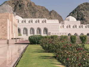 arab, arabic, architecture, beautiful, building, capital, city, east, exterior, gate, historic, islam, landmark, majesty, monarchy, muscat, muttrah, oman, orient, palace, park, place, qaboos, residence, royal, sultan, sultanate, tourism, traditional, travel