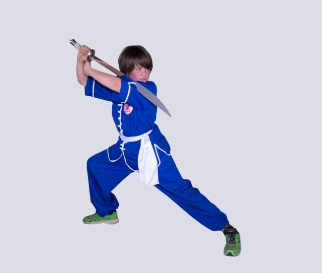 Victories Childrens Kung Fu Uniform