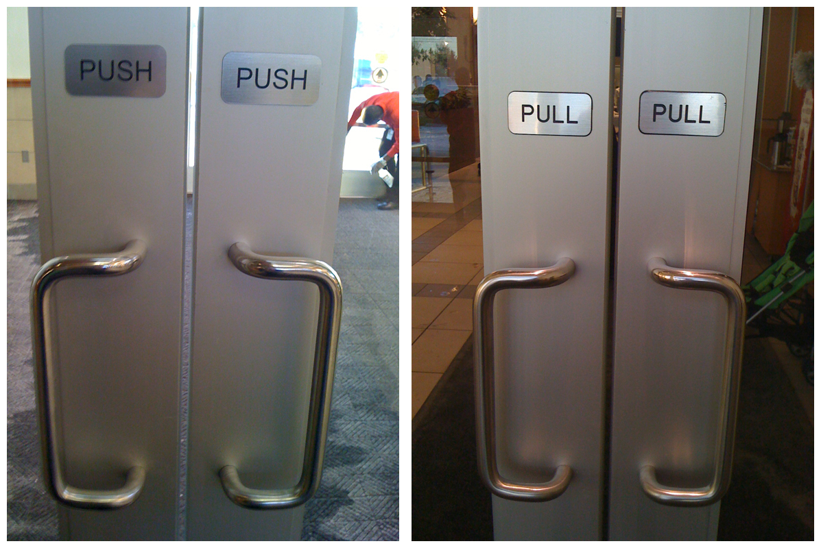 419 Correctly Guessing If The Door Is Push Or Pull