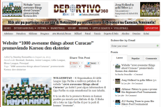 Notisia 360 gives us a shout-out after we cover Liga Pariba's awesome accomplishments in 2013.