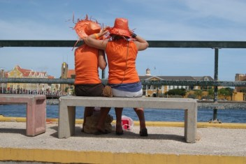 Queens Day Curacao.
