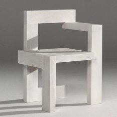 Rietveld Steltman Chair.