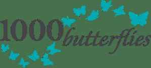 1000butterflies - april 15 2021