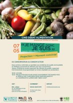 affiche alimentation locale bruxelles transition