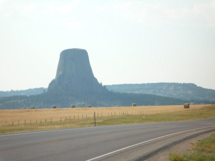 Ouest américain Devil's Tower