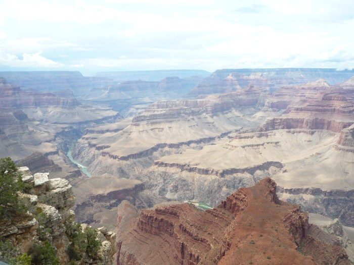 Ouest américain Grand Canyon