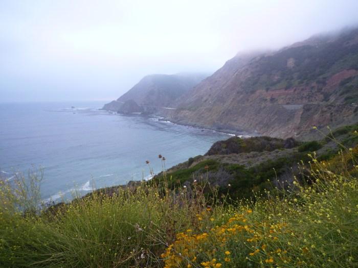 Ouest américain Big Sur