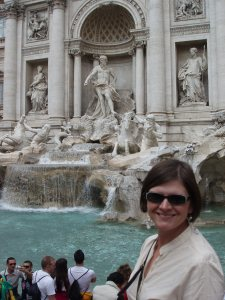 Rome Fountian