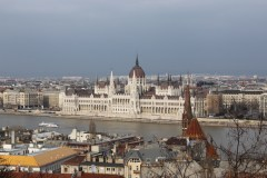 Government building in Hungary
