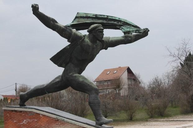 Communist statues