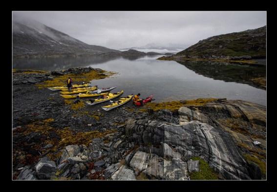 Greenland water