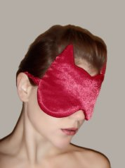 Sleeping Mask from Chere Patos.