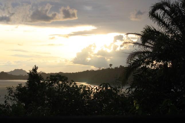 View from Batang Ai Resort