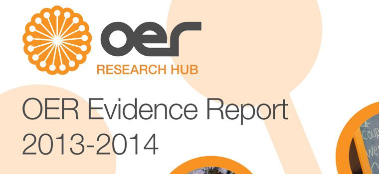 Informe sobre Recursos Educativos Abiertos 2013-14