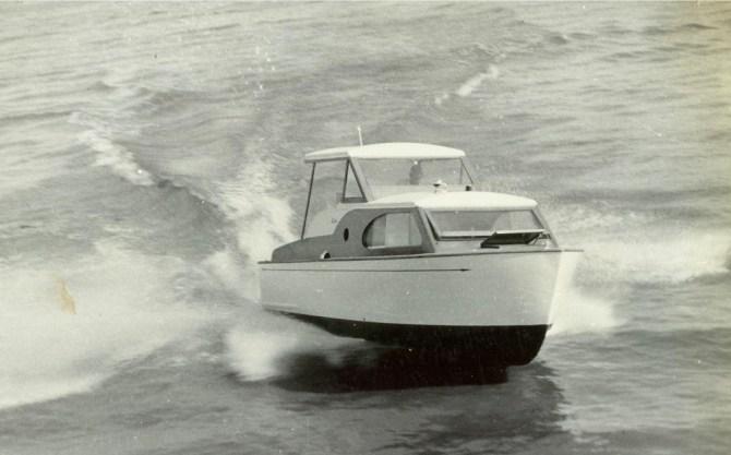 Steel King boats