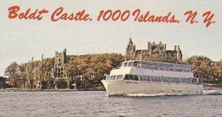 American Venus, circa 1960's, from postcard collection