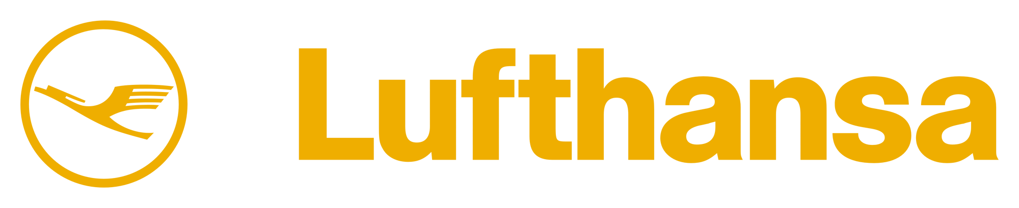 Resultado de imagen para Lufthansa logo