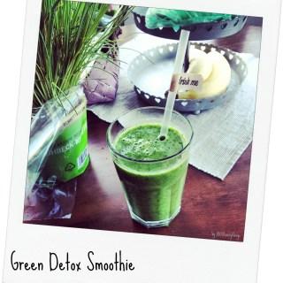 Green Detox Smoothie