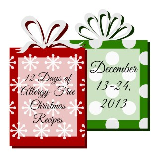 12 Days of Allergy-Free Christmas Recipes — Day 4 Breads