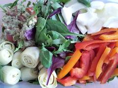 What I ate Wednesday #32 – Veggies everywhere