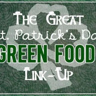 Quinoa Stuffed Bell Pepper & St. Patrick's Day Green Food