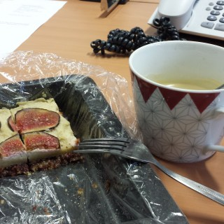 What I ate Wednesday #58 – Cake for Breakfast