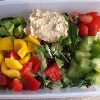 What I ate Wednesday #76 – On the Veggie Train again!