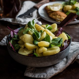 Bavarian Potato Salad Recipe