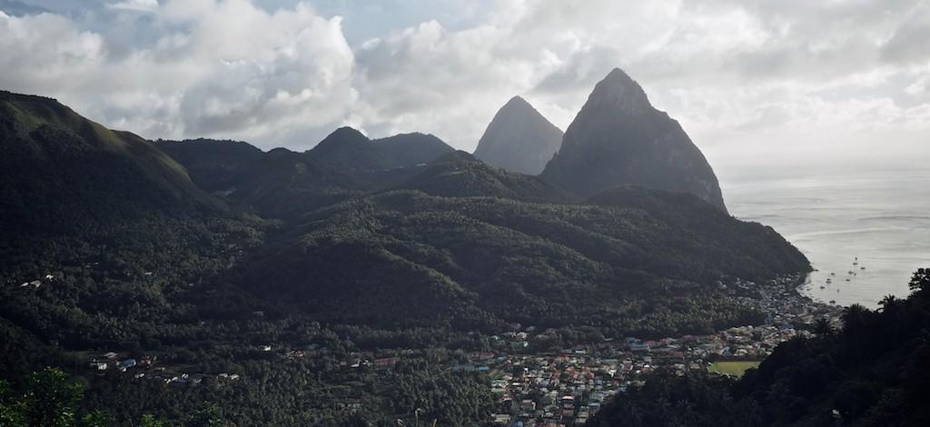 Erstkontakt Karibik – St. Lucia – by Wolfgang
