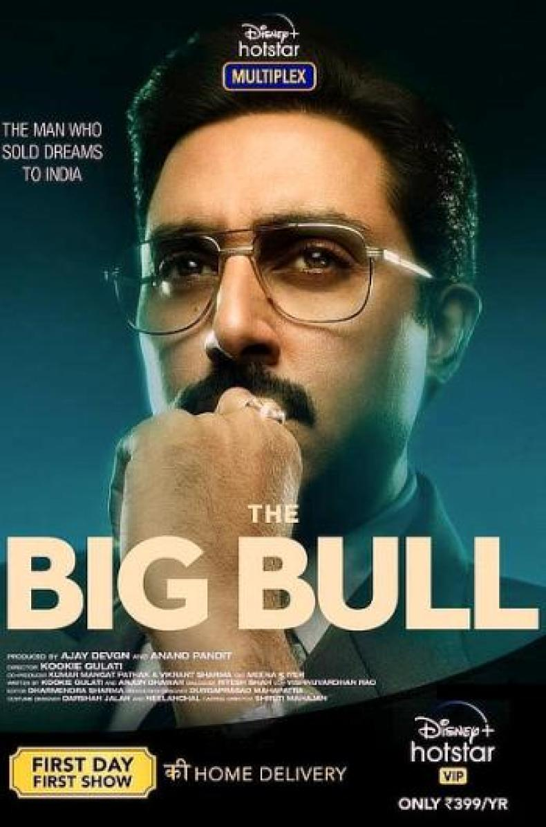 The Big Bull (2021) Download Full Indian Movie