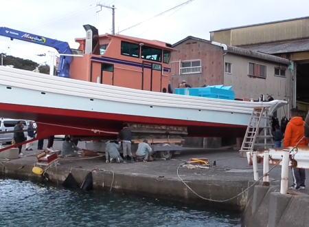 まさに豪快!川崎造船所の進水式の様子がやっぱりヒヤヒヤする。というか結構焦ったろ?
