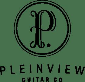Pleinview Guitar Co. logo