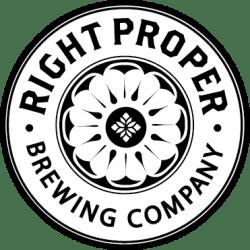 Right Proper Brewing logo