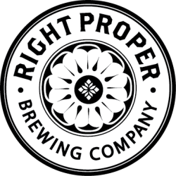 Right Proper Brewing logo