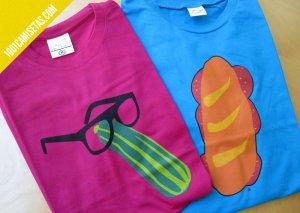 Camisetas palillo de mariano