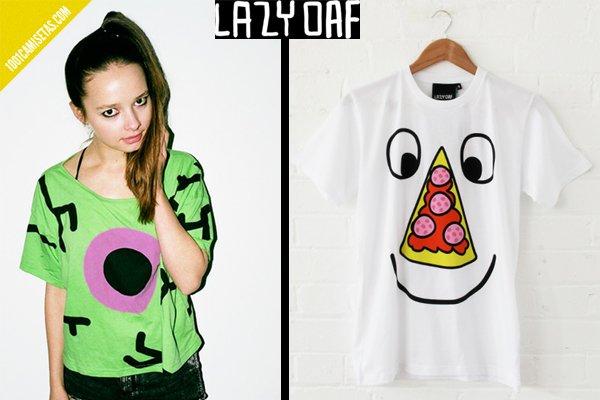 Camisetas Lazy Oaf rebajas