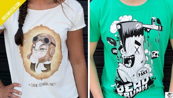 Camisetas Soiho