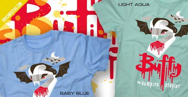 Camisetas infantiles skullastic