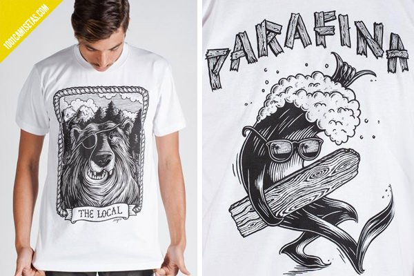 Tshirts screen printing