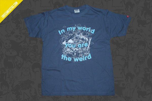 Camisetas oque exclusive